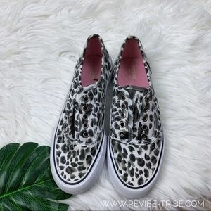 Mossimo Supply Co. Shoes - Mossimo animal print women's slip shoes